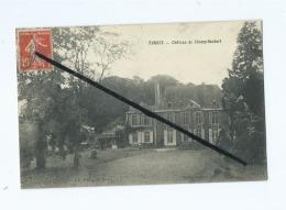 CPA  -  Evrecy  -  Château De Champ Goubert - France