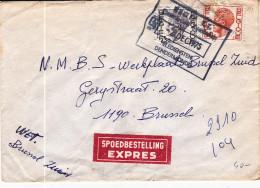 Expres TELEDIENSTEN DENDERMONDE 1975 Kaart 793 - Unclassified