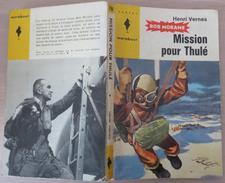 MJ078 Mission Pour Thulé Par Henri VERNES In Marabout Junior - Une Aventure De Bob Morane - Books, Magazines, Comics