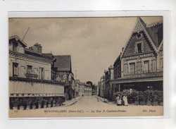 MONTIVILLIERS - La Rue P. Casimir Perier - Très Bon état - Montivilliers