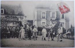 La Mi-Carême à FOUGERE (M.-et-L.) - Other Municipalities