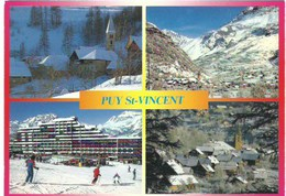 Puy St Vincent Multi-vues - France