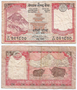 Nepal 10 Rupees 2008, Firma 18 Pick 60 Ref 1231 - Nepal