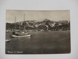 MASSA CARRARA - Marina Di Carrara - 1954 - Carrara