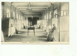 Bruxelles. Hospice Du Calvaire. Un Dortoir. - Gezondheid, Ziekenhuizen
