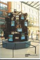 Musée Contemporain De Lyon - 69 - Les Sculptures Du G 7 - 1996 - écran En Pyramide - Museum
