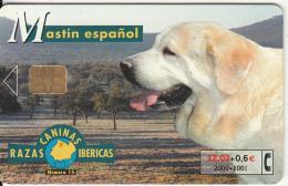 SPAIN - Dog, 04/01, Used - Spain