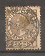 Pays Bas - Nederland - 1924 - N° 40 Oblitéré - 1891-1948 (Wilhelmine)