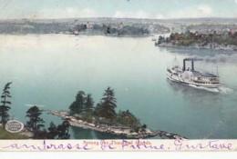 Etats Unis -  New York - Among The Thousard Islands   : Achat Immédiat - Rochester