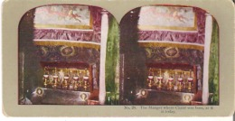 No. 20. The Manger Where Christ Was Born, As It Is Today. - Stereoscope Cards