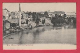 Les Ecaussines - Vue Du Sud ... Trou De Carrière ??? , étang - 1908  ( Voir Verso ) - Ecaussinnes