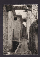 CPSM 84 - SEGURET - Basse-Rue , La Poterne - TB PLAN Petite Rue CENTRE VILLAGE - France