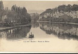GENEVE Bords Du Rhone   9 - GE Ginevra