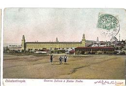 Turquie Constantinople Caserne Selimie  à Haïdar  Pacha - Turkey