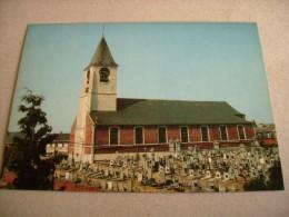 Pstk0664 : Lubbeek - Sint Martinus Kerk - Lubbeek