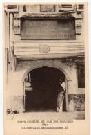 STRASBOURG - PORTE COCHERE 25 RUE DES BOUCHERS -1890 - Le Strasbourg Disparu -Maison D´Art Alsacienne - Strasbourg