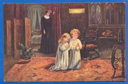 Malerei; Sinclair; Vater Unser; 1917 - Künstlerkarten