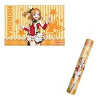 """Card Play Mat  """" Love Live ! Kosaka Honoka """"  ( Bushiroad ) - Trading Cards"""