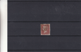 Grande Bretagne - Yvert 3 Oblitéré - Taille Douce - 4 Marges - Oblitération 24 - Valeur 30 Euros - Used Stamps