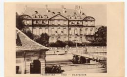 STRASBOURG -  PREFECTURE - 1868 -  Le Strasbourg Disparu - Maison D´Art Alsacienne - Strasbourg
