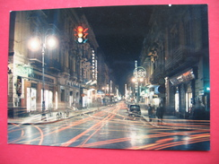 BARI Di Notte.Via Sparano - Bari