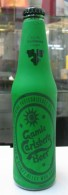 AC - CARLSBERG BEER MEANWHILE IN 1902 COLLECTION EMPTY GLASS BOTTLE & CAP 2016 - Cerveza
