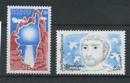 FRANCE       N° Y&T  2197  Et  2198  ** - France