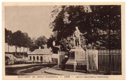 STRASBOURG - MONUMENT DE LEZAY-MARNESIA -1868 - Le Strasbourg Disparu -Maison D´Art Alsacienne - Strasbourg
