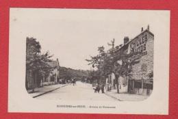 Bonnières Sur Sene  --  Avenue De Normandie - Bonnieres Sur Seine