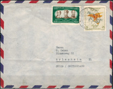 KOLUMBIEN 1960 - Beleg Mit MiNr: 913+942 - Kolumbien