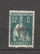 Yvert 207 Oblitéré - Azores
