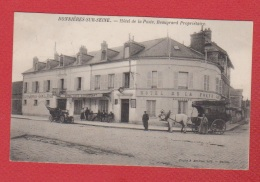 Bonnières Sur Seine  --  Hôtel De La Poste - Bonnieres Sur Seine