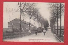 Bonnières Sur Seine  --  Route De Paris - Bonnieres Sur Seine