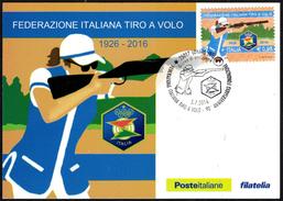 SHOOTING - ITALIA LONATO (BS) 2016 - 90° ANNIVERSARIO FONDAZIONE FEDERAZIONE ITALIANA TIRO A VOLO - Tiro (armi)