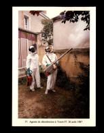 37 - TOURS - Agents De Désinfection - 1987 - Tours