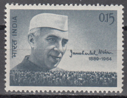 INDIA    SCOTT NO.  388    MNH     YEAR  1964 - India