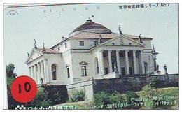 Telecarte De Japon Le Pays S'est Relié  ANGLETERRE ENGLAND (10) - Japan