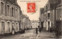 72 MALICORNE  Centre Du Bourg - Malicorne Sur Sarthe
