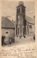 72 MAIGNE  Place De L'Eglise - France