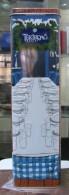 AC - TEKIRDAG RAKI EMPTY TIN BOX BLIK FROM TURKEY - Cannettes