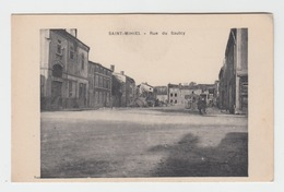 55 - SAINT MIHIEL / RUE DU SAULCY - Saint Mihiel
