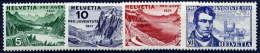 SWITZERLAND 1931 Pro Juventute Set LHM / *.  Michel 246-49 - Pro Juventute