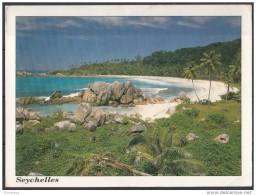 Seychelles - Ansa Coco - La Digue - Seychelles