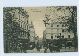T340/ Aachen Adalbertstraße AK 1913 - Allemagne
