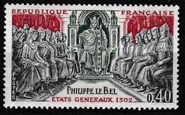 Philippe IV Le Bel  YT 1577** - France