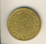 Guatemala V. 1979  1 Centavo  (49153) - Guatemala