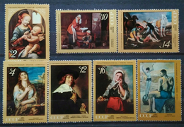 URSS 1971 Foreign Paintings In Russian Museums. NUEVO - MNH ** - 1923-1991 USSR