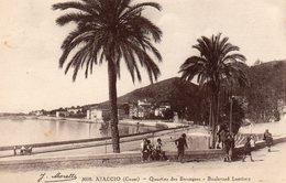 1 Cpa Ajaccio - Ajaccio