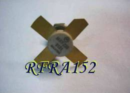 RFRA152 RADIO ELECTRONIQUE TRANSISTOR HF MRF238  NEUF QRO ! FRA152 SSTV - Components