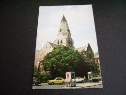 Pstk2711 : Willebroek - Sint-Niklaaskerk - Vw Kever Mazda 808 Ford Taunus Capri - Willebroek